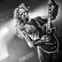 Enthroned black metal