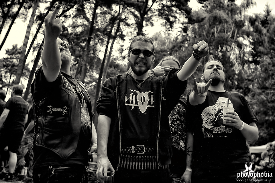 Under The Black Sun 2014